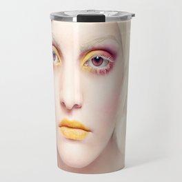 Albino Beauty II Travel Mug