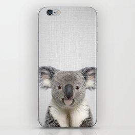 Koala 2 - Colorful iPhone Skin