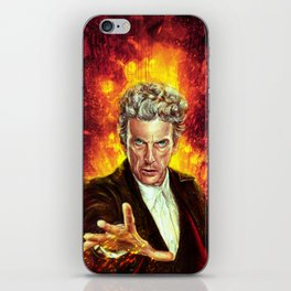 The Last of the Time Lords iPhone Skin