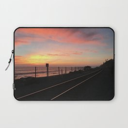 Tracks to San Clemente Laptop Sleeve