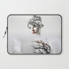 Fantomne de la Défense Laptop Sleeve
