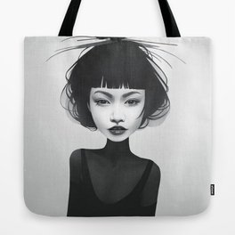 You Never Knew Tote Bag