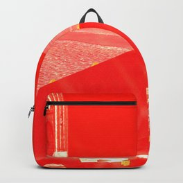 SquaRed: Give some Cash to Poor Musician Backpack