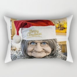 Christmas Grandma Rectangular Pillow