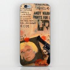 KILL ANDY iPhone & iPod Skin