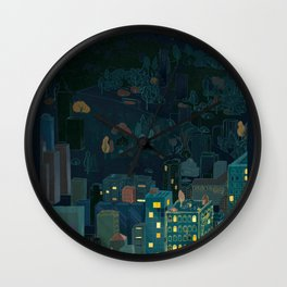 Losing The Forest Wall Clock