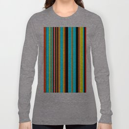 Stripes-017 Long Sleeve T-shirt