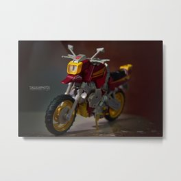 Junkion Metal Print
