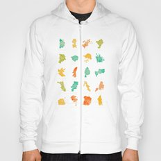 Pop Cities Hoody