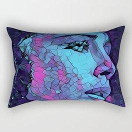She 1 Rectangular Pillow