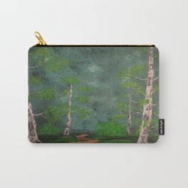 Through The Forest Carry-All Pouch