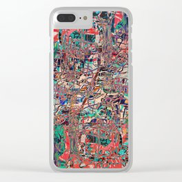 Opinion and Vodka Clear iPhone Case