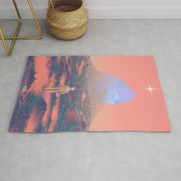 Lost Astronaut Series #02 - Giant Crystal Rug