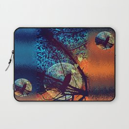 Chirping By Moonlight Laptop Sleeve