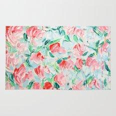 Pompidou Rose Garden Rug
