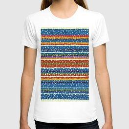 African American Masterpiece 'Night blue Nursery'' by Alma Thomas T-shirt