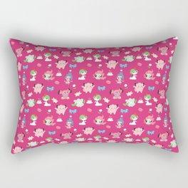 Sweet Kiss Rectangular Pillow