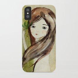Humus iPhone Case