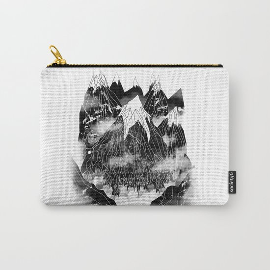Valley of the Mountain Goat Carry-All Pouch