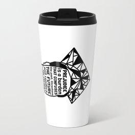 Michael Brown - Black Lives Matter - Series - Black Voices Travel Mug