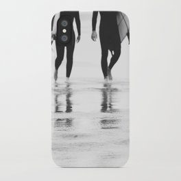 Catch a wave III iPhone Case