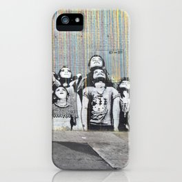 Look Up! iPhone Case