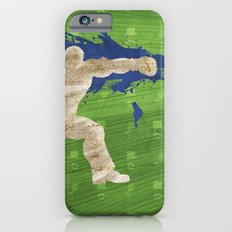 Tea Time (Homage To Dudley of Street Fighter) Slim Case iPhone 6s