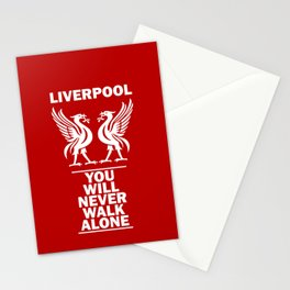 Slogan Liverpool Stationery Cards