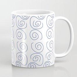 Doodle Writing Drawing Coffee Mug