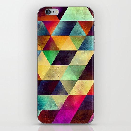 lymyrynz iPhone & iPod Skin