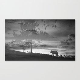 Dreamstate - Spirit Animal Canvas Print