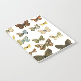 butterflyes Notebook