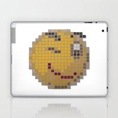 Emoticon Wink Laptop & iPad Skin