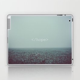 </hope> Laptop & iPad Skin