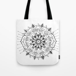 Mandala Series 03 Tote Bag