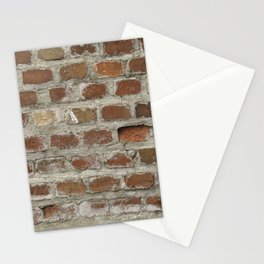 Texture #3 Bricks Stationery Cards