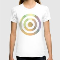 gradient T-shirts featuring Gradient Strings by rollerpimp
