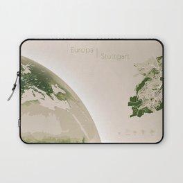 Stuttgart / Europa Laptop Sleeve
