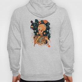 Day of the Dead Skeleton – Dia de los muertos – sugar skull – cool design Hoody