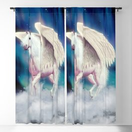 PEGASUS RISING Blackout Curtain