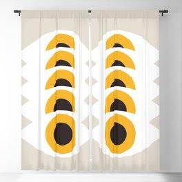 EYES_POP_ART_03 Blackout Curtain