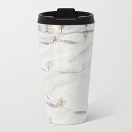 White Winterscapes II Travel Mug