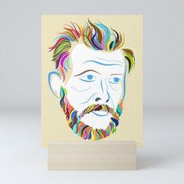 Bon Iver Mini Art Print