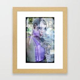 Nessa Framed Art Print