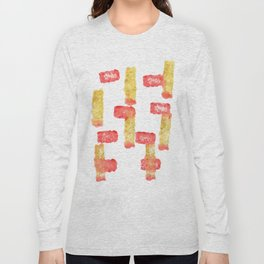 Staccato Long Sleeve T-shirt