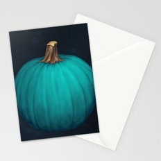 Teal Pumpkin Stationery Cards