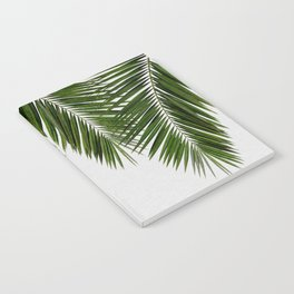 Palm Leaf II Notebook