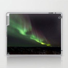 Northern Green Light Laptop & iPad Skin