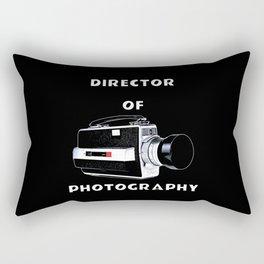 Director Of Photography Rectangular Pillow