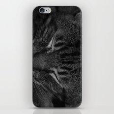 thor asleep iPhone & iPod Skin